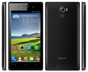 Smart Phone Qmobile